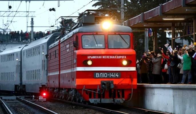 """""""Я пришла в ужас"""": пронзительная исповедь пассажирки о поездах через Крымский мост"""