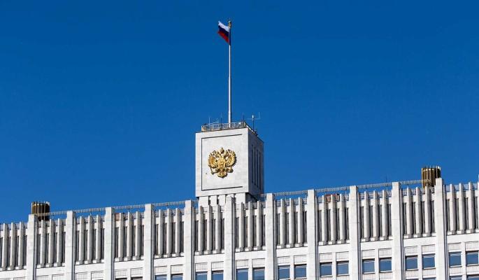 Запад отреагировал на отставку правительства России