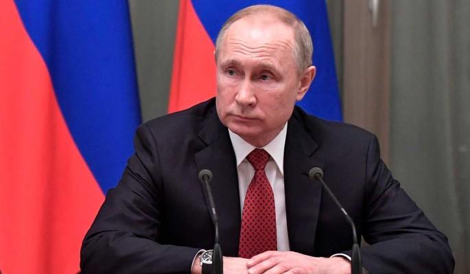 Путин назвал кандидатуру нового премьер-министра