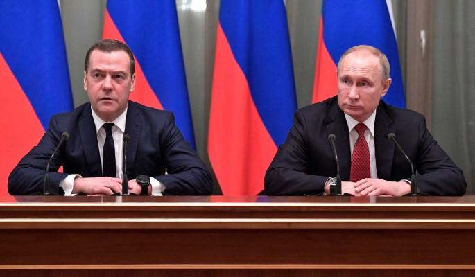 Вскрылись серьезные разногласия между Путиным и Медведевым