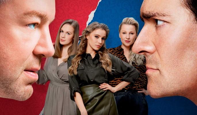 Актеры из российских сериалов Робак и Бероев стали злейшими врагами после помолвки детей