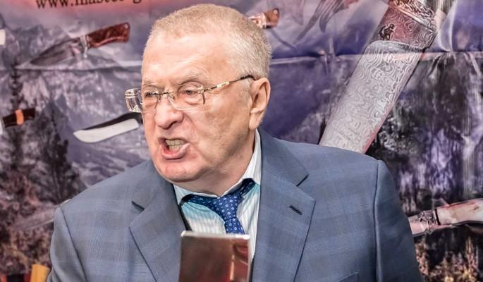 Жириновский поставил на место распустившего язык Зеленского