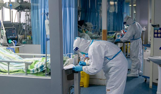 Коронавирус добрался до России? В Москве госпитализировали китайцев с высокой температурой