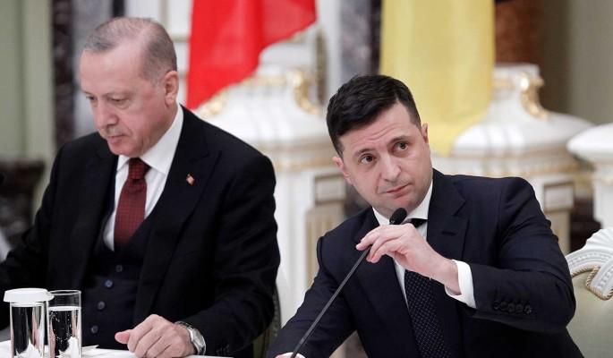 Зеленский выставил себя на посмешище скандальным обращением к Эрдогану