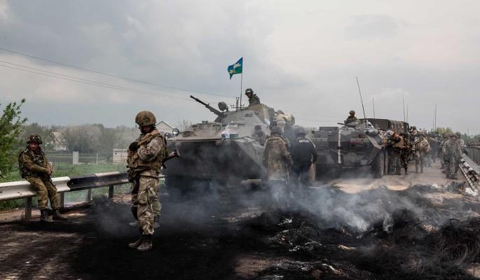 За две недели: украинцы придумали способ захвата Донбасса