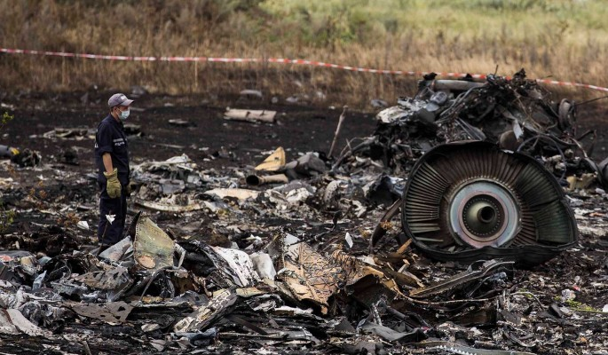 В деле о катастрофе MH17 нашли след украинской армии