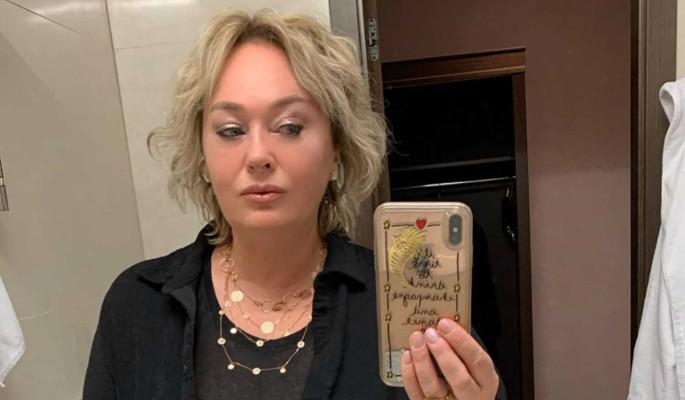 Лариса Гузеева накинулась на бывшую супругу жениха