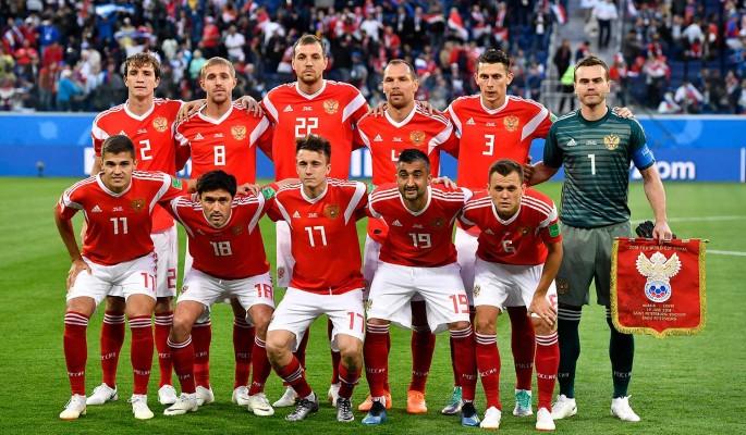 Появилась информация об отстранении сборной России от ЧМ по футболу