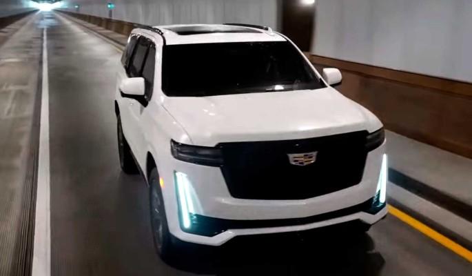 Cadillac придет в Россию с дизельным двигателем