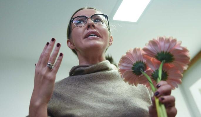 Выходка надменной Ксении Собчак ошарашила популярную ведущую