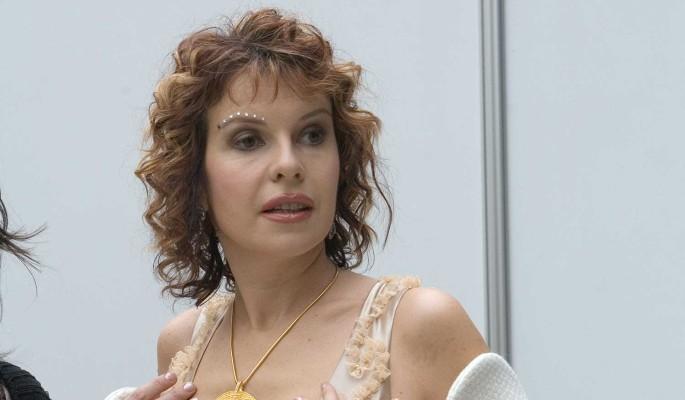 Избитая бывшим мужем Наталья Штурм обнародовала жуткие фото
