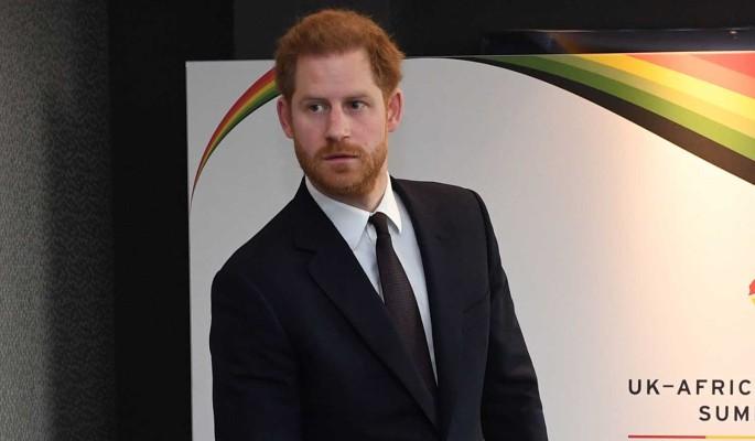 Смерть подорвала здоровье принца Гарри