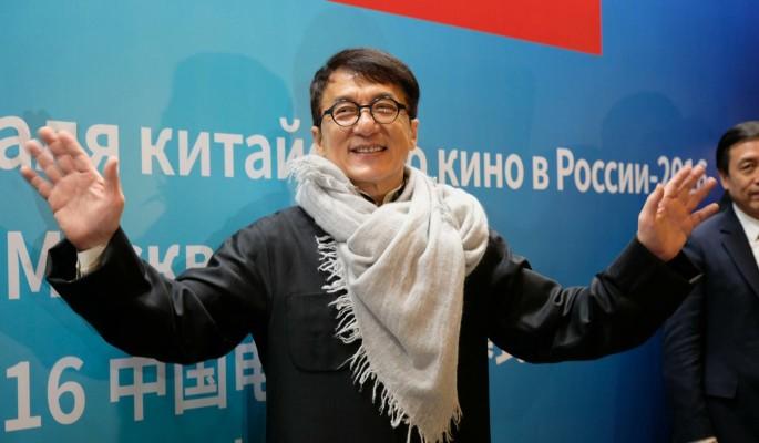 Джеки Чан придумал способ спасти мир от коронавируса