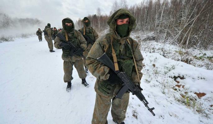 Оправданная агрессия: на Украине ждут вторжения России