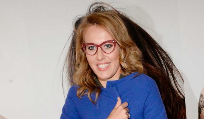 Мария Захарова в шоке от нового шоу Собчак на Первом канале