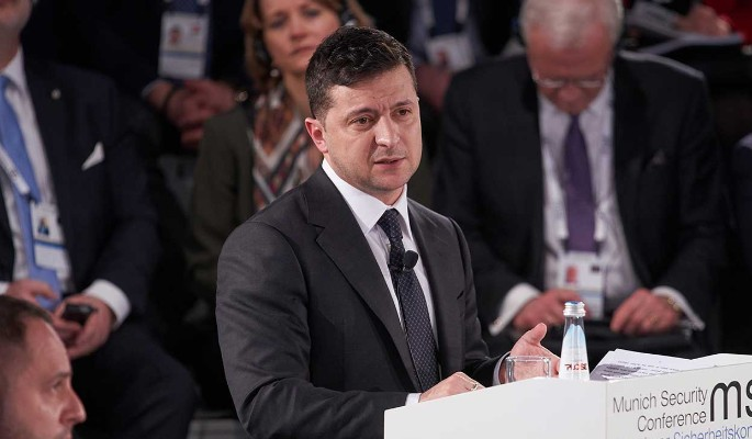 На Украине пришли в ужас после позорного провала Зеленского в Мюнхене