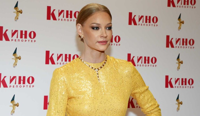 Вид 37-летней Ходченковой без макияжа стал сенсацией