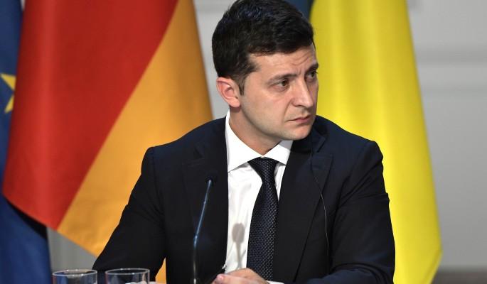 Украине предрекли полный развал из-за Владимира Зеленского