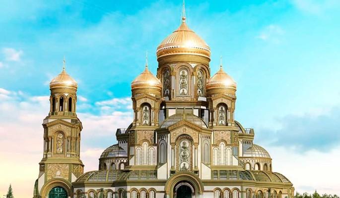 Храбрость и вера: Шойгу объяснил значимость строительства Главного храма ВС России