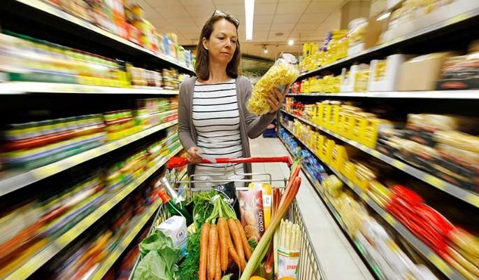 Пока бушует коронавирус: продуктов в России хватит на пару месяцев