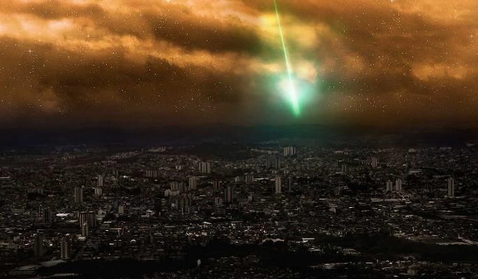 Прилетел с метеоритом: объявлено о внеземном происхождении коронавируса