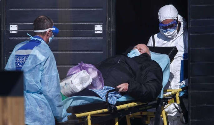 Коронавирус назвали причиной глобального упадка