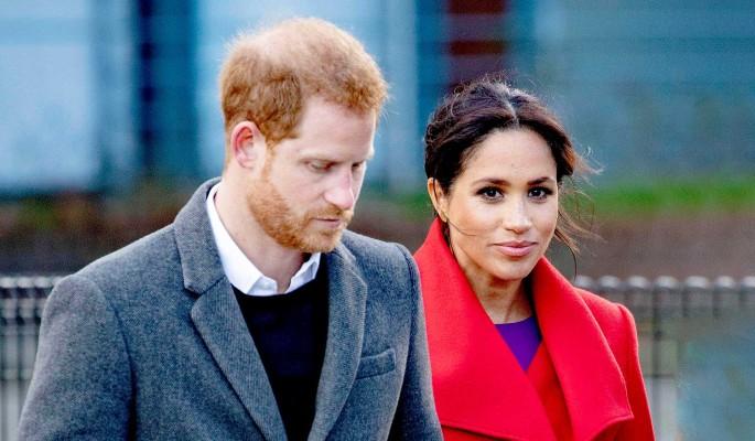 Брак дал трещину: принц Гарри и Меган Маркл разругались