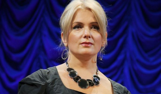 Мария Порошина разошлась с супругом и осталась одна с пятью детьми