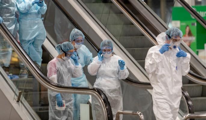 Названы сроки пика эпидемии коронавируса в России