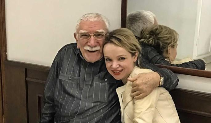 Исповедь киевской пианистки: Цымбалюк-Романовская об интимной жизни с престарелым Джигарханяном