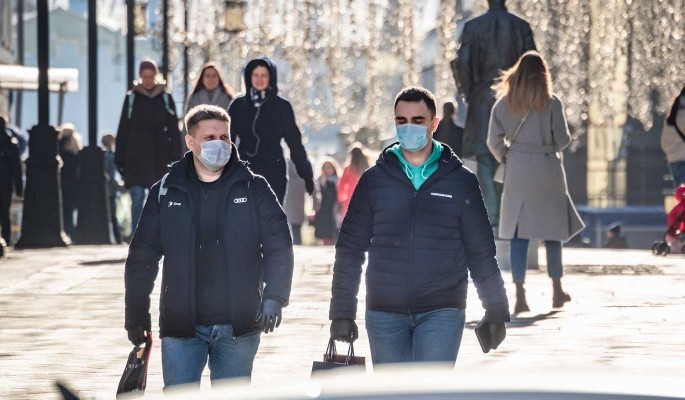 Полиция объявила розыск нарушившего с Кравец карантин по коронавирусу мужика