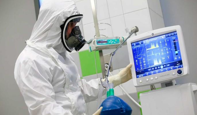 За сутки в России выявлено 500 новых больных коронавирусом