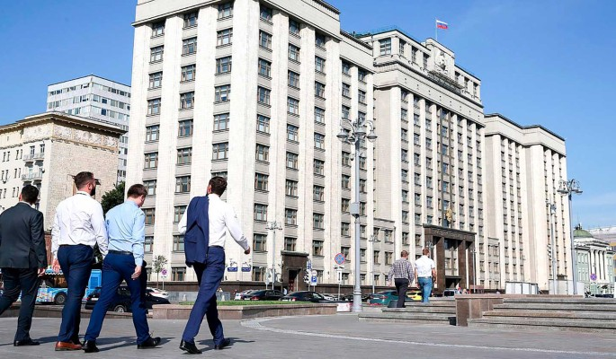 Дума приняла закон о кредитных каникулах для пострадавших от коронавируса