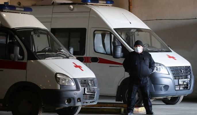 В России за сутки коронавирусом заболели более 700 человек