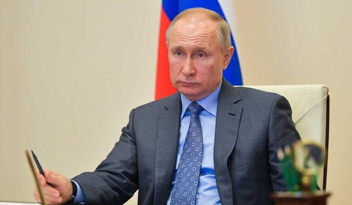 Объявлено о новом обращении Путина к россиянам в связи с пандемией коронавируса