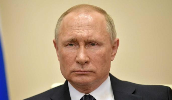 Путин обратился с просьбой к россиянам