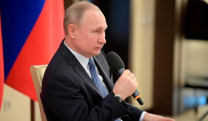 Путин дал регионам дополнительные полномочия из-за коронавируса