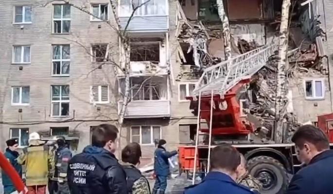 Леденящие душу подробности взрыва дома в Орехово-Зуево