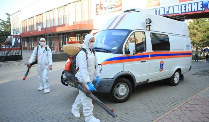 Число заболевших коронавирусом в Москве выросло на несколько сотен