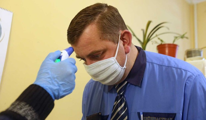 Названы новые симптомы коронавируса