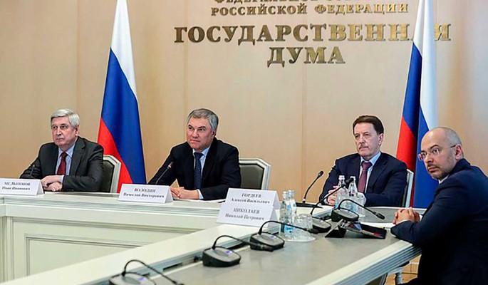 Дума и правительство взяли на контроль волнующие россиян вопросы