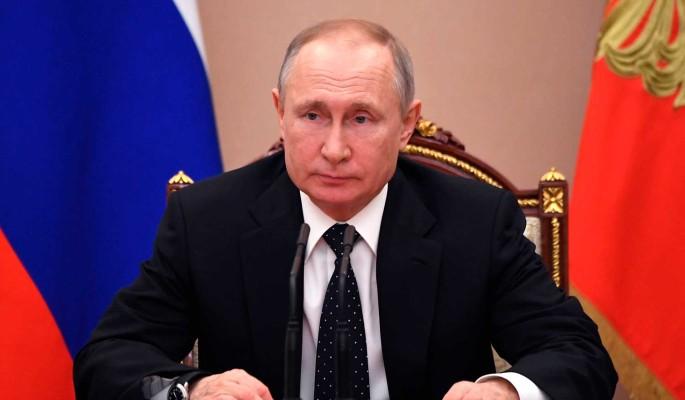 Обращение Путина к народу перед совещанием с губернаторами thumbnail