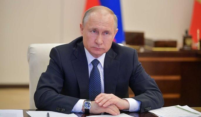По 80 тысяч в месяц: Путин поддержал россиян в борьбе с коронавирусом thumbnail