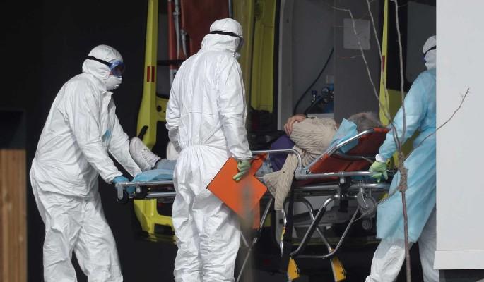 На шаг ближе к пику: в России подскочило число больных коронавирусом