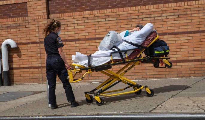 Попавший в реанимацию из-за коронавируса пациент рассказал страшное