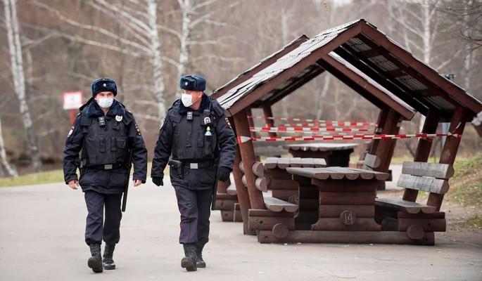 В Москве ввели пропускной режим: все подробности