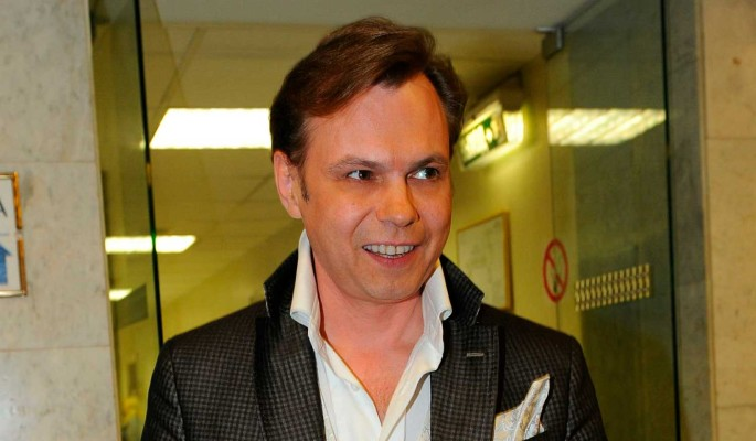 Рассказавший о раке Владимир Левкин воссоединился с бывшей женой