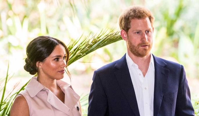 В Сеть попала скандальная переписка принца Гарри и Меган Маркл с ее отцом