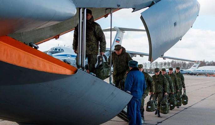 В Италии рассказали об объединении с военными из России