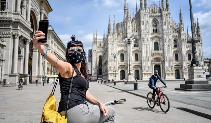 Проживающая в Италии ведущая Первого канала откровенно высказалась о ситуации с коронавирусом